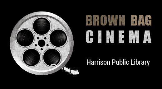 Bring your lunch and watch a movie at the Harrison Public Library