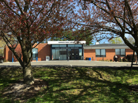 Hours & Locations · Harrison Public Library