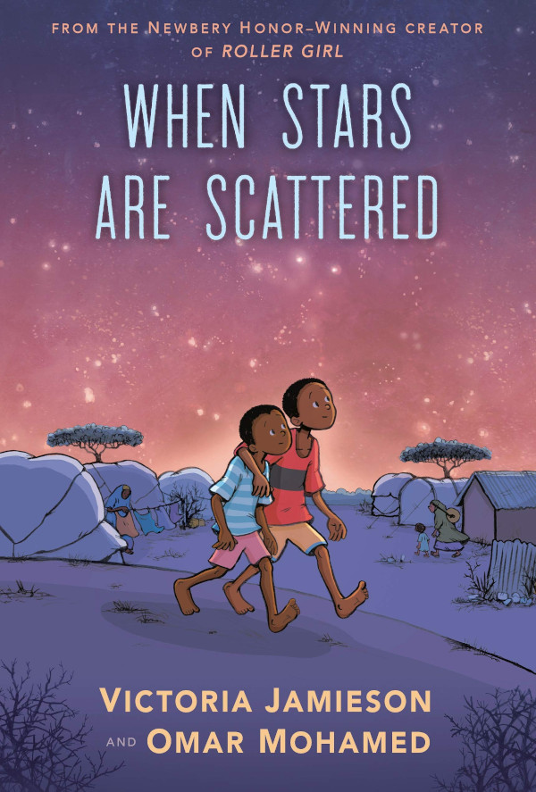 Book: When Stars Are Scattered