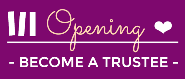 Opening: Become A Trustee