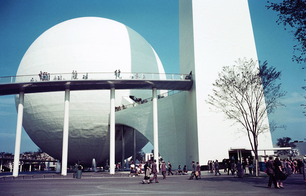 Book Talk & Tour of the 1939 World's Fair with Untapped NY Tours