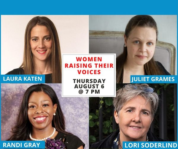 Women Raising their Voices- A Panel Discussion