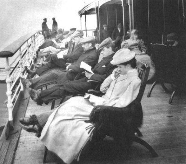 Talk on the Titanic with Toni McKeen